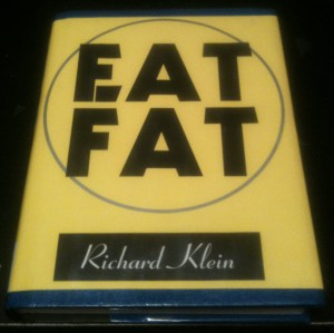EAT FAT book